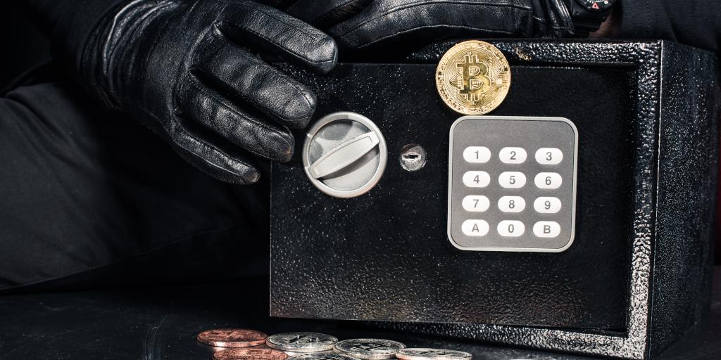 Bitcoin 101 - Storing bitcoin